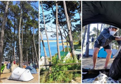 TIPS FOR CAMPING (AND SURVIVING TO TELL IT)